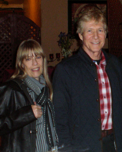 Carla Olson and Paul Jones.