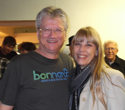 Richie Furay and Carla Olson