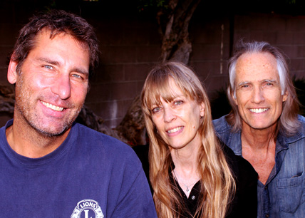 Rick Hemmert, Carla Olson and John York